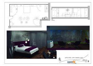 Interiorismo hotel